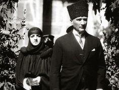Latife Uşşaki & Mustafa Kemal Atatürk
