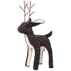 "Threshold™ Felt Reindeer Figural - 17"""