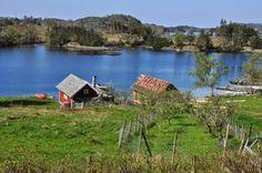hidlesundet.blogspot.com Norway  Crofter in Hidle- Sundet