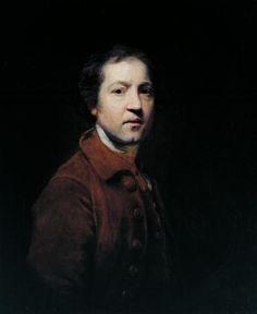 Sir Joshua Reynolds, 'Self-Portrait when Young' 1753–8