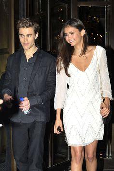 Nina Dobrev leaving hotel in New York City 5/20/2010