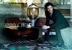 Kit Harrington Games of Thrones actor stars in Jimmy Choo's Autumn 2014 campaign pic.twitter.com/V32EUUYVjz