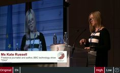 Kate Russell, Session 3 – What's next?