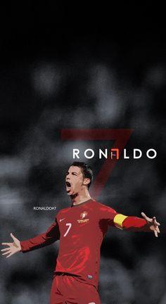 Cristiano Ronaldo - Portugal - Football - Soccer Creative Art - wallpaper