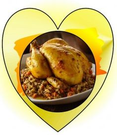 Greek Lovers Roast Chicken with Brown Rice: Eating Healthy and Feeling Great Recipes