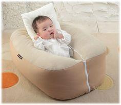 ハンズフリー授乳クッション「ママ代行ミルク屋さん」双子(多胎児)同時授乳・Cカーブ授乳ベッドおやすみたまご・おやすみたまごプラス<特許申請中>