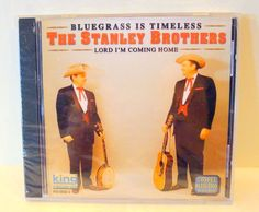 Lord I'm Coming Home by The Stanley Brothers (CD, Oct-2003, King) #Bluegrass