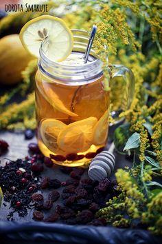 Herbata czarna jesienna Moscow Mule Mugs, Quinoa, Health And Beauty, Mason Jars, Food And Drink, Canning, Tableware, Recipes, Photography