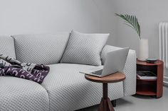 Koti 2 Seater Sofa by Form Us With Love - Hem
