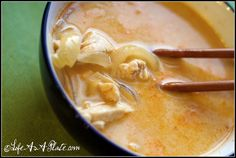 Paleo Tom Kha Gai – Thai Coconut Chicken Soup | Life As A Plate