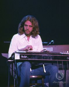 Multitalented Don Felder