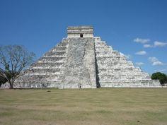 Chichén Itzá    in México