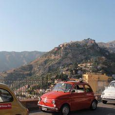 Italy, Sicily | Harper's Bazaar