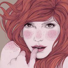 Mercedes DeBellard ~ Portal de ilustración - ilustradores ILUSTREANDO