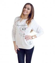 Lucy Mikinka LILinka Tween Fashion, Bambi, Pugs, Youtubers, Hair Beauty, Lily, Graphic Sweatshirt, Celebrities, Sweatshirts