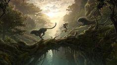 Image - Fantasy-landscape-hd-background-wallpaper-66.jpg - The Fat ...