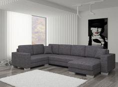 Couch Couchgarnitur Sofa Polsterecke MC 11 U Wohnlandschaft Schlaffunktion   eBay