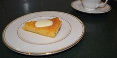 18th Century Lemon Cheesecake