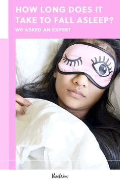 We tapped two sleep experts to ask how long does it take to fall asleep, plus get their tips for how to obtain that sweet, sweet slumber. #sleep #sleephygiene #fallingasleep Take That, Just Give Up, How To Fall Asleep Quickly, Best Humidifier, Sleep Medicine, Feeling Sleepy, Sleep Solutions, Good Health Tips