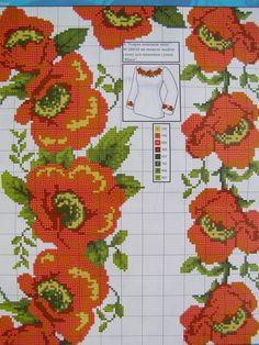 Cross Stitch Pattern Ukrainian Vyshyvanka Embroidery Men Women Shirts 5 SD | eBay