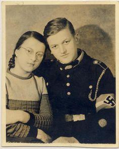 hitlerjugend_boy_and_his_sister