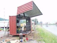 .. [=] .. Shipping Container Homes