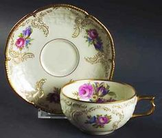 Rosenthal DIPLOMAT GOLD Cup & Saucer 6603462   eBay