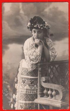 Артистка Окунева. Опера '' Мазепа '', поштівка поч. ХХ ст.