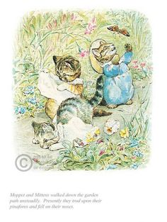 'Moppet and Mittens' by Beatrix Potter