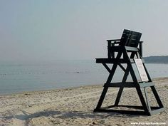 How To Build A Lifeguard Beach Chair