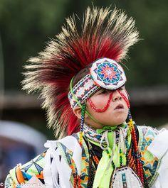 23 Candid Kid Pics from the Oglala Lakota Nation Wacipi