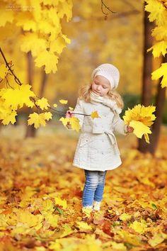 Autumn Girl...