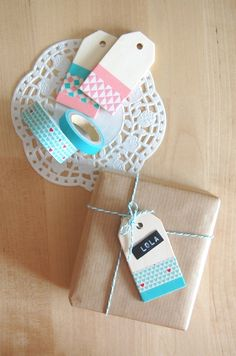 Cute Label Gift Tag! #Brother #LabelIt