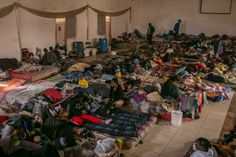 With shelters in Tijuana already teeming with Haitians, some advocates fear President Trump's plan could spur a far bigger crisis that Mexico may not be able to handle.