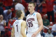# 1 Arizona vs. # 4 San Diego State: Thu, Mar 27 10:17 PM EDT - Click the GettyImages picture to access the movoli game wall