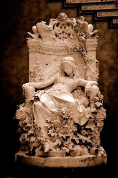 (sleeping beauty), 1878. Berlino, old gallery.