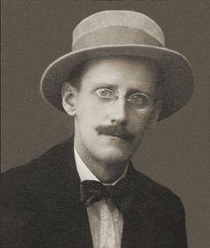 James_Joyce_by_Alex_Ehrenzweig,_1915_restored-540 by Public Domain Review, via Flickr