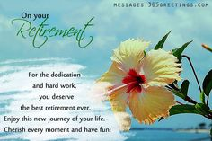 Retirement Card Messages – What to Write in Retirement Card - Messages, Wordings and Gift Ideas