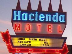 Yuma (AZ) Hacienda Motel United States, North America Ideally located in the prime touristic area of Yuma Downtown, Hacienda Motel promises a relaxing and wonderful visit. Offering a variety of facilities and services, the hotel provides all you need for a good night's sleep. 24-hour front desk, Wi-Fi in public areas, car park, family room, BBQ facilities are there for guest's enjoyment. All rooms are designed and decorated to make guests feel right at home, and some rooms com...