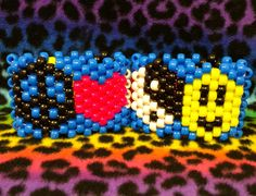 Our Kandi items are the most unique, highest quality premade Kandi you will find…