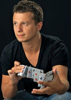 Mat Franco, Illusionist, season 9 (2014) winner America's Got Talent. First magician to ever win this competition.