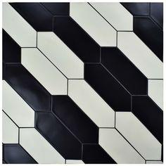 Living Room Black Tiles - Volant 4 x 11 75 Porcelain Field Tile Bathroom Flooring, Kitchen Flooring, Bathroom Wall, Kitchen Backsplash, Porch Flooring, Shower Floor, Tile Floor, Black Tiles, Fireplace Surrounds