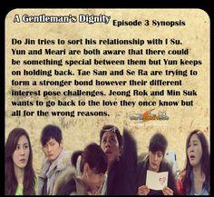 A Gentleman's Dignity, Episode 3 Recap (http://www.darksmurfsub.com/forum/index.php?/topic/5102-a-gentlemans-dignity-episode-3-recaps/) #korean #drama #kdrama