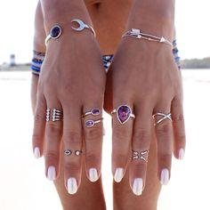 GypsyLovinLight: rings