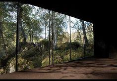 Juvet Landscape Hotel by Jenson & Skodvin, Gudbandsjuvet, Norddal, Norway | Buildings | Architectural Review