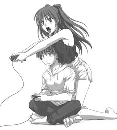 gamer couple anime | photo 20060612-1150124176100.jpg