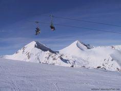 Bansko ski lift, Bulgaria