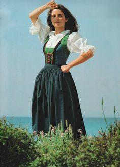 Dirndl Revue Sommer 1985