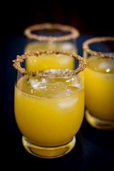 Koktajl Florida - impreza bez alkoholu Thermomania Thermomix Impreza, Party Time, Panna Cotta, Florida, Ethnic Recipes, Food, Dulce De Leche, The Florida, Essen