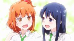 Love Lab - Slice of Life - School - Comedy - Riko & Maki